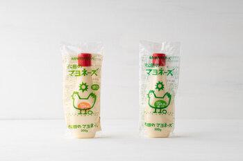 味は甘口と辛口の2種類。甘口はまろやかな優しい味わいで、辛口は、マスタードがほんのり効いた味。