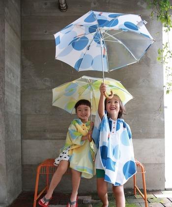 【おしゃれな子供の傘】おすすめ15選!安全に使える傘は、身長(cm)で選べば失敗しない♪