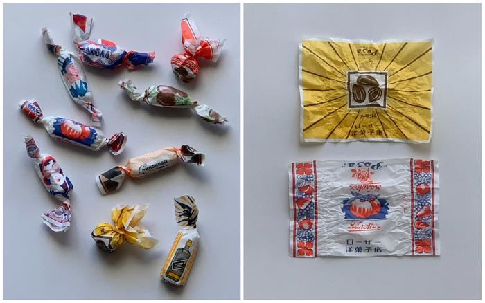 レトロなパッケージにキュン♡包み紙も味も楽しめるチョコ
