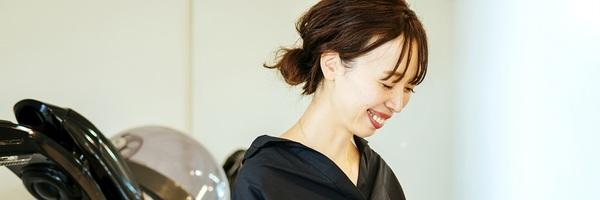 【連載】AYURA×Amorpropio「バランスの良いひと」   Vol.4-「Cyan」美容師・井本雅子さん