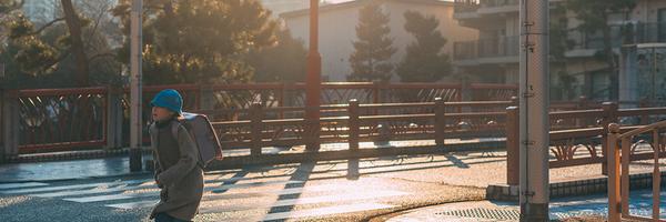 【新連載】写日好日 ―レンズの向こうに―  vol.1『東京の冬』
